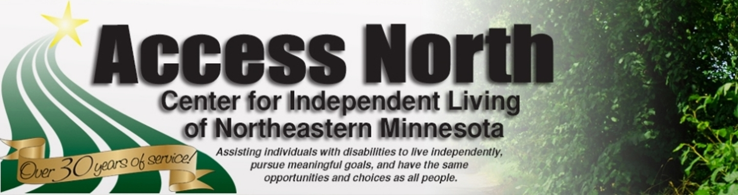 Access North Logo Home Page